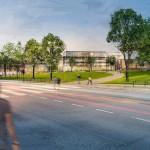 Senter for Kunst, Arkitektur og Musikk ved Høyskoleparken