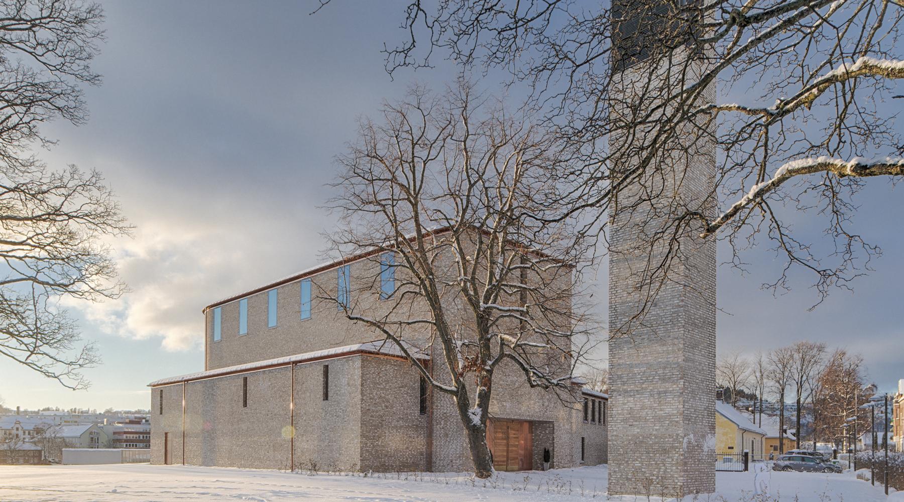 Risultato immagini per st olav katolske kirke trondheim